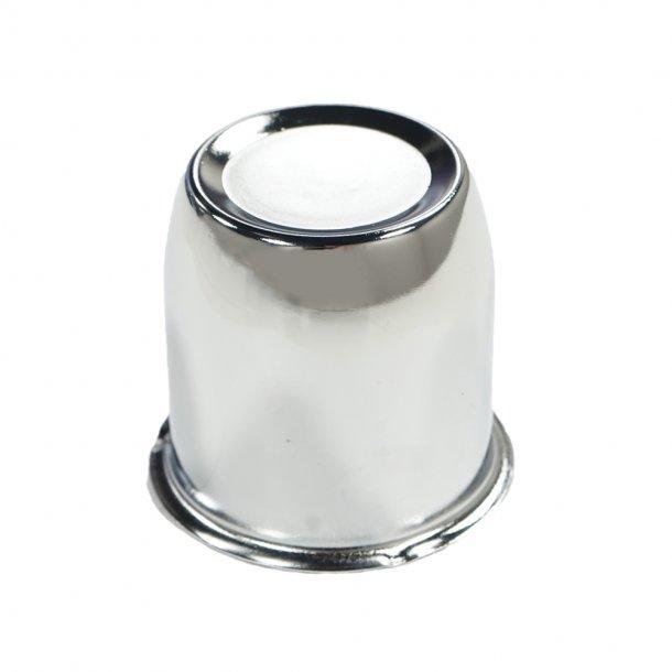 Kapsel til felg - chrome - diameter på 110 mm