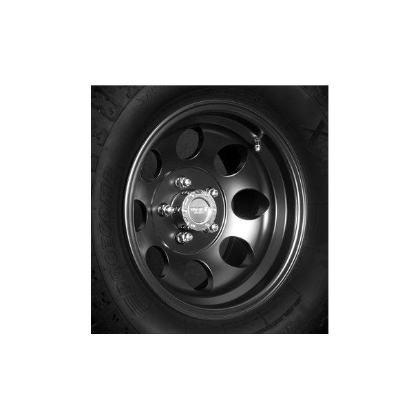 Felg ASP 1430 8x15 5x114,3 ET-20 black