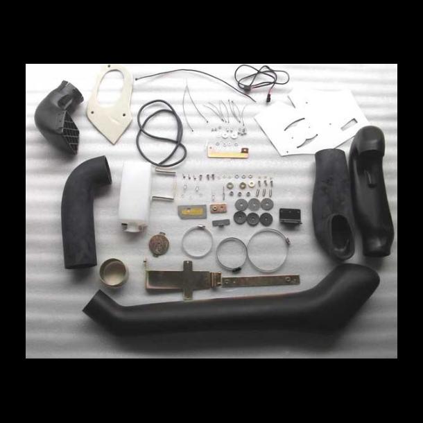 Snorkel - Mitsubishi Pajero IV 06-16
