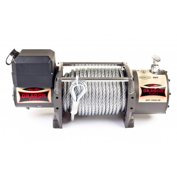 Vinsj Dragon Winch DWT 15000HD