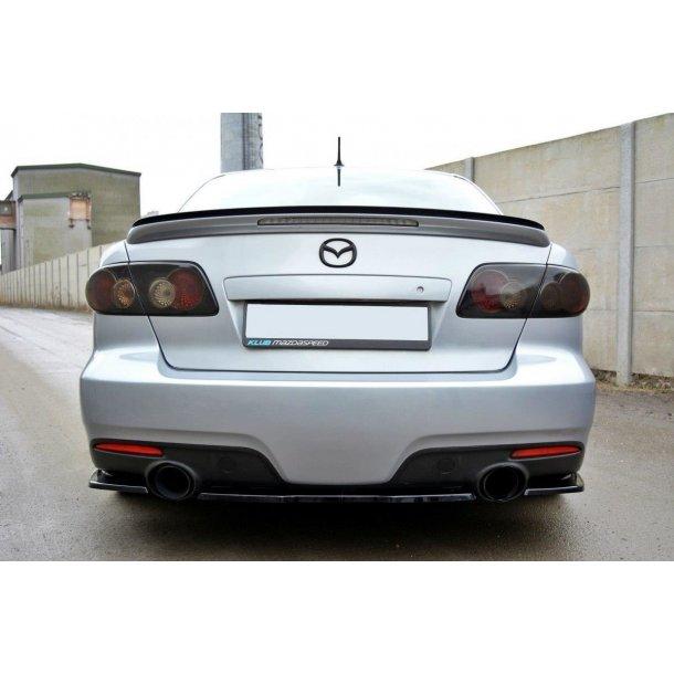 Central Rear Splitter Mazda 6 Mk1 Mps