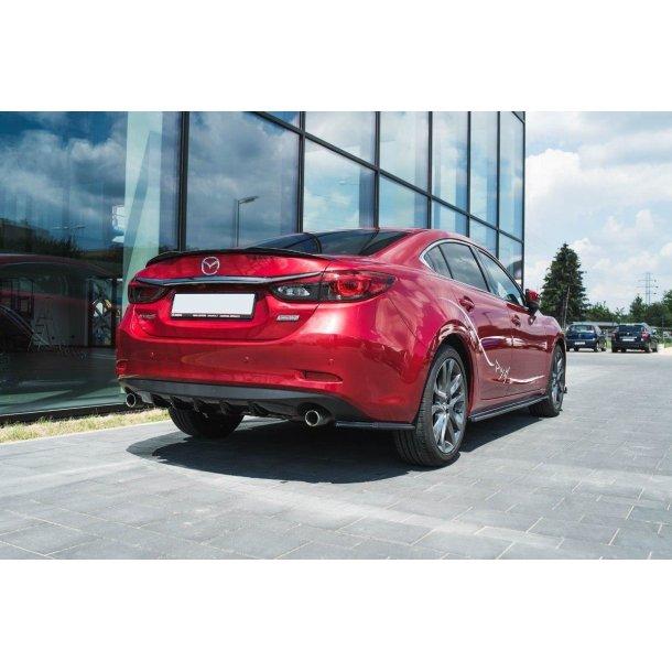 Rear Valance Mazda 6 Gj (Mk3) Facelift