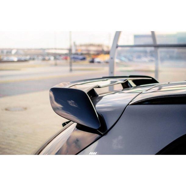 Spoiler Extension Mercedes Benz Gla 45 Amg Suv (X156