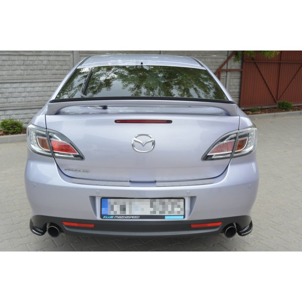 Rear Side Splitters Mazda 6 Mk2 Sport Hatch (Gh-Series) Preface