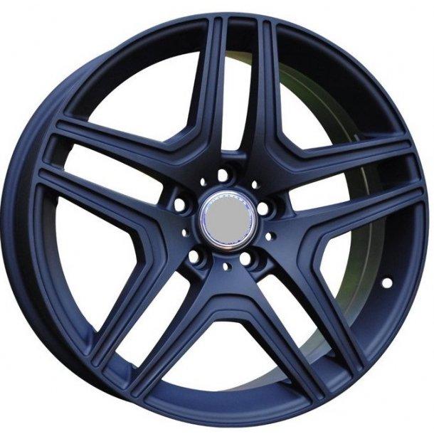 Felg Racing Line 157 Black 9,5x20 5x130 Et+50 - Mercedes G-klasse