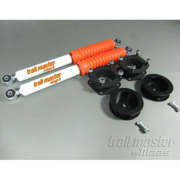 +50mm Trail Master Hevesett - Jeep Grand Cherokee WH 05-10