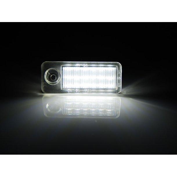 Skiltlys AUDI A6 C5 97-04 AVANT LED