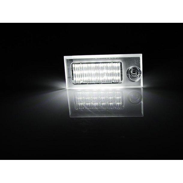 Skiltlys AUDI A6 C5 97-04 SEDAN LED