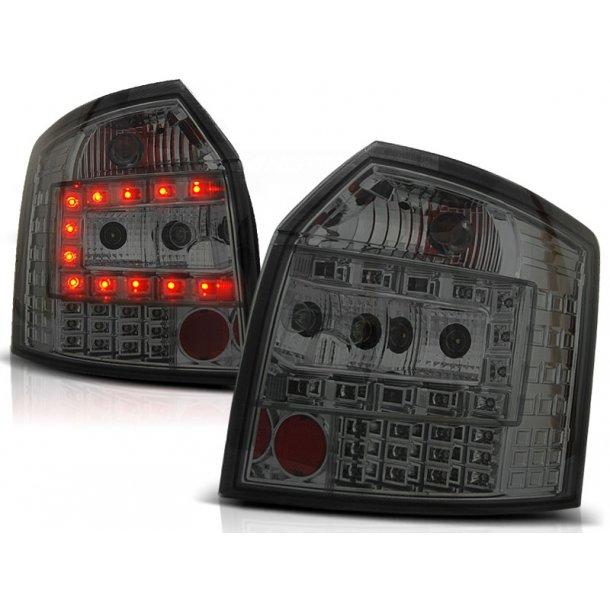 Baklykter AUDI A4 10.00-10.04 AVANT LED SMOKE