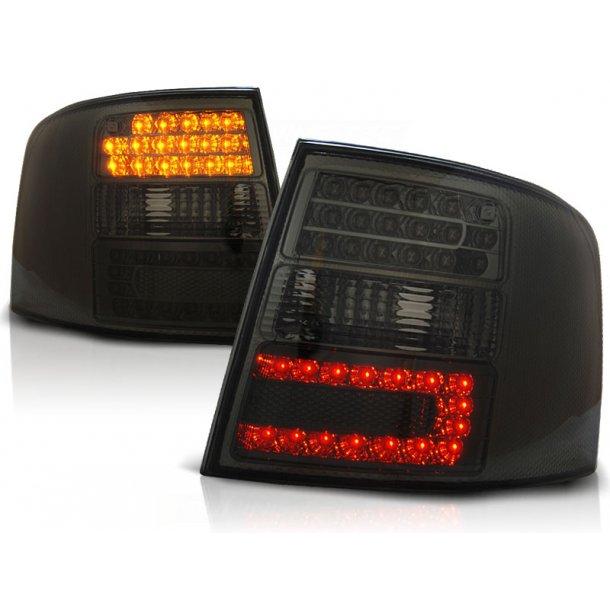 Baklykter AUDI A6 05.97-05.04 AVANT SMOKE LED