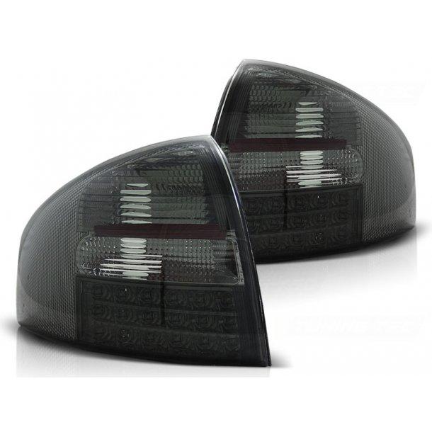Baklykter AUDI A6 05.97-05.04 SEDAN SMOKE LED