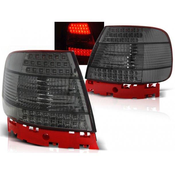 Baklykter AUDI A4 11.94-09.00 SMOKE LED