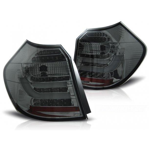 Baklykter BMW E87/E81 04-08.07 SMOKE LED BAR