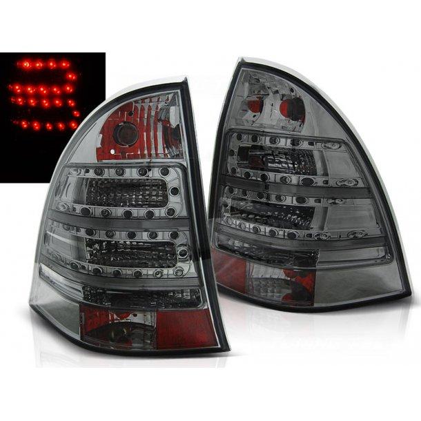 Baklykter MERCEDES C-KLASSE W203 ST.VOGN 00-07 SMOKE LED