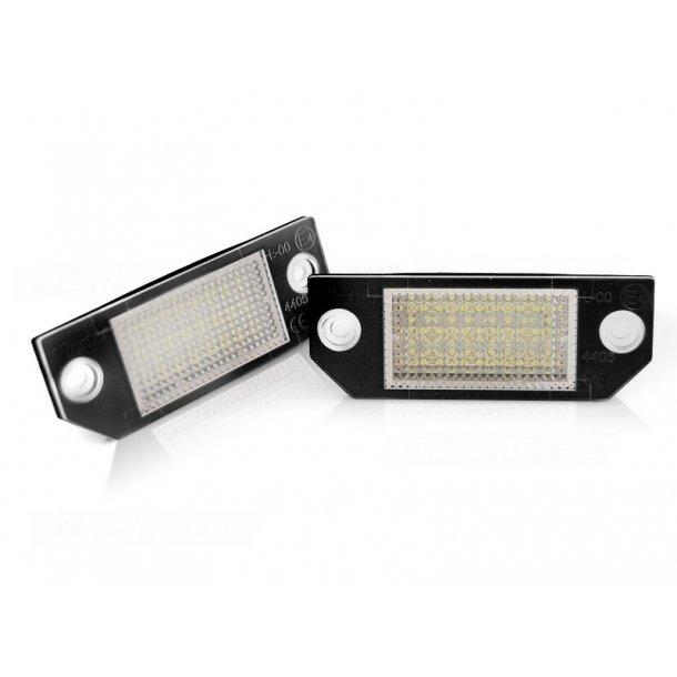 Skiltlys FORD FOCUS MK2 C-MAX I  LED