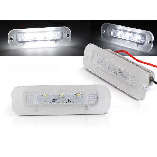 Skiltlys MERCEDES W463 90-12 LED