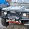 Støtfanger Foran Med Bullbar ver.1 - Land Rover Defender
