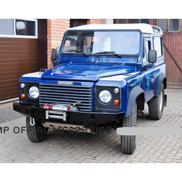 Støtfanger Foran - Land Rover Defender