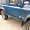 Sideskjørt - Land Rover Defender 90