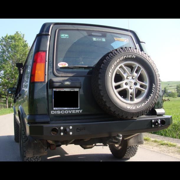 Støtfanger bak - Land Rover Discovery II