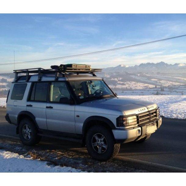 Takstativ - Land Rover Discovery II