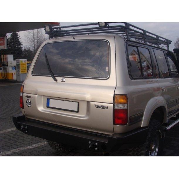 Støtfanger bak - Toyota Land Cruiser LC80