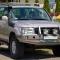 Støtfanger foran med bullbar - Toyota Land Cruiser J100 98-07