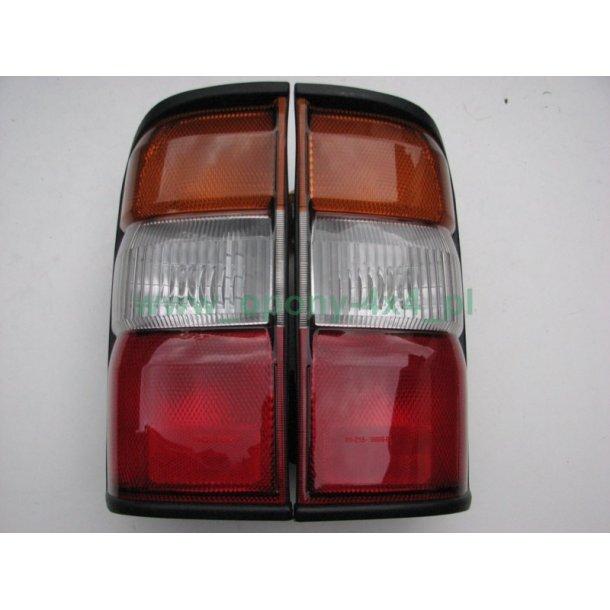 Baklykter Nissan Patrol GR Y61 98-04