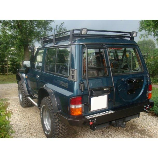Sideskjørt - Nissan Patrol Y60 lang