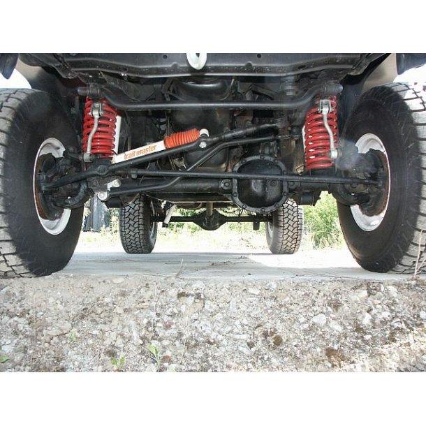 +115mm Trail master Hevesett - Jeep Cherokee XJ 84-01