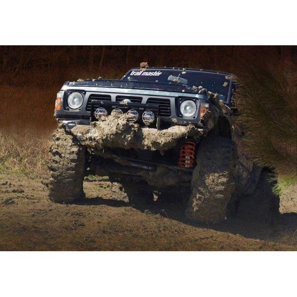 +60mm Trail Master Hevesett - Nissan Patrol Y60 Lang