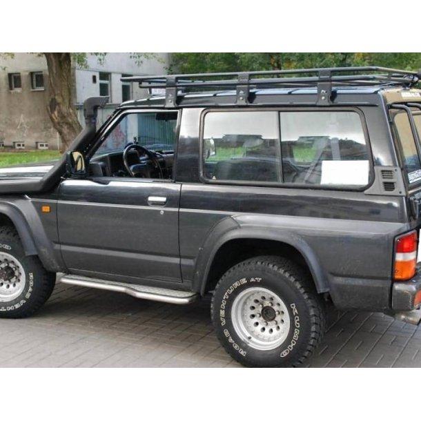 Takstativ - Nissan Patrol Y60 kort